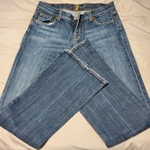 7 For All Mankind Bootcut Jeans EUC